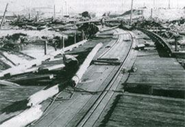 Port Chicago After the Explosion